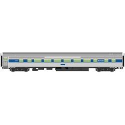 HO 85' Budd Pass Car Large-Window Coac Amtrak PhIV_61650