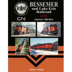Bessemer and Lake Erie Railroad In Color Volume 2:_61930