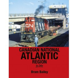 Canadian National Atlantic Region In Color_61933