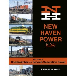 New Haven Power In Color Volume 2: Roadswitchers &_61939