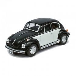 O 1/43 VW Käfer schwarz - weiss_61969