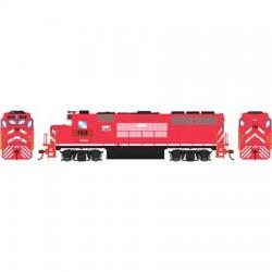 HO GP60 BNSF 198 DCC Ready_62127