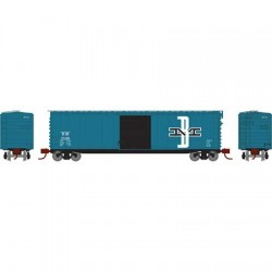 N PS-1 sgl door box car Boston & Maine 77405_62189