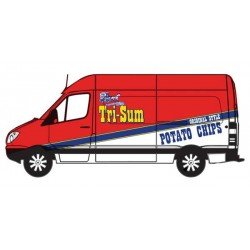 HO 1990 Sprinter Van - Sum Patato Chips_62335