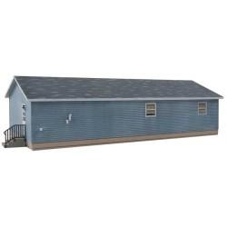 HO Modern Sectional House 17.5 x 8.4 x 5.2cm_62427