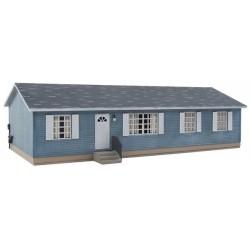 HO Modern Sectional House 17.5 x 8.4 x 5.2cm_62428