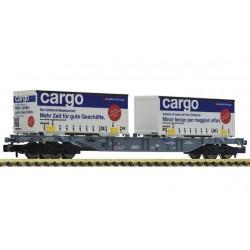 N Containertragwagen, SBB_62503