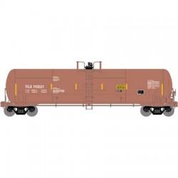 HO RTC 20k Acid Tank Car TILX / red-brown 110044_62573