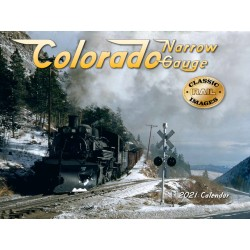 2021 Colorado Narrow Gauge Kalender_62670