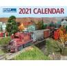2021 Model Railroad Kalender 2021 - Kalmbach_62676