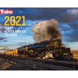 2021 Trains across Amerika Kalender 2021 -Kalmbach_62680