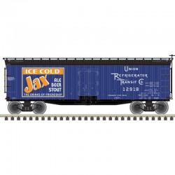 N 40' wood reefer Jax 12918_62708