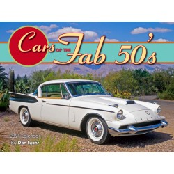 2021 Cars of the Fab 50s Kalender_63038