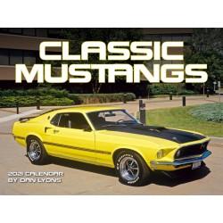 2021 Classic Mustang Kalender_63062