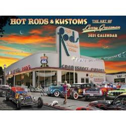 2021 Hot Rods & Kustoms Kalender_63074