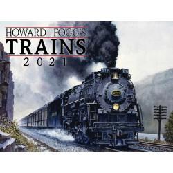 2021 Howard Fogg's Trains Kalender_63112