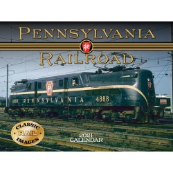 2021 Pennsylvania Railroad Kalender_63118