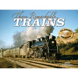 2021 Those Remarkable Trains Kalender_63125