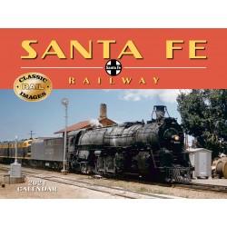 2021 Santa Fe Railway Kalender (Tidemark)_63144