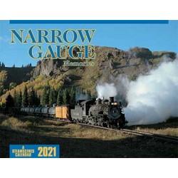2021 Narrow Gauge Kalender (Steamscenes)_63158