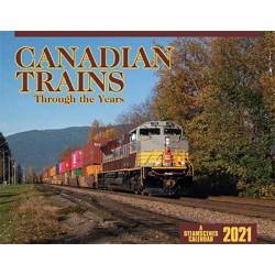 2021 Canadian Trains Kalender (Steamscenes)_63162