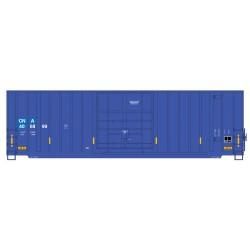HO Gunderson 50ft high cube Box C CN 406813_63234