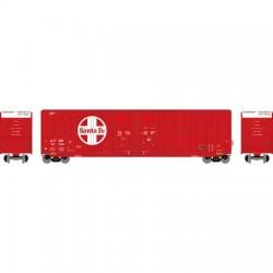 HO 60 Berwick Hi-cube box car SF 37502_63407