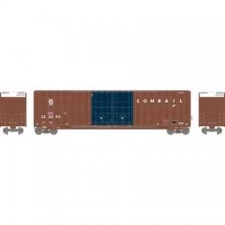 HO 60 Berwick Hi-cube box car Conrail 223393_63414
