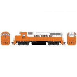 HO GP38-2 Illinois Central Gulf 9567 DCC Ready_63434