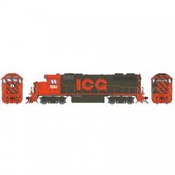 HO GP38-2 Illinois Central Gulf 9564 DCC Ready_63436