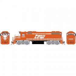 HO GP38-2 Toledo, Peoria & Western 2001 DCC Ready_63439