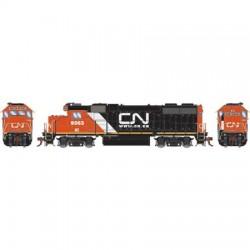 HO GP38-2 Canadian National 9563 DCC Ready_63451