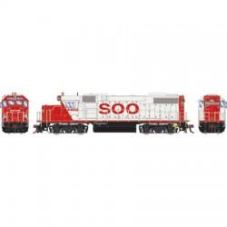 HO GP38-2 Soo Line 4407 DCC Ready_63455