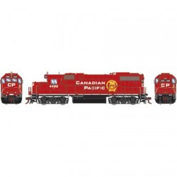 HO GP38-2 Canadian Pacific 4422 DCC Ready_63463