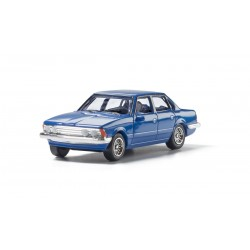 HO Blue Sedan_63613