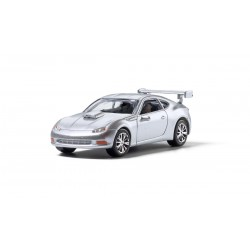 HO Silver Sports Car_63633