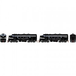 HO F7A/A New York Central 1699 /1704 DCC-Sound_63653