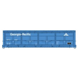 HO 56 Thrall All-Door Boxcar Georgia Pacific 50232_63879