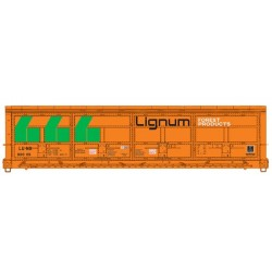 HO 56 Thrall All-Door Boxcar Lignum 80009_63881
