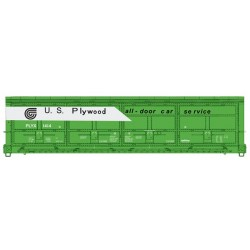 HO 56 Thrall All-Door Boxcar US Plywood 1438_63911