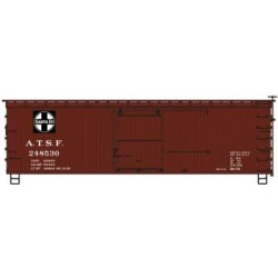 HO 36 dbl sheath Box Car - kit - Santa Fe 9582_64370