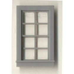 300-3702 O 8 Pane Window 19 x 32_6441