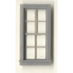 300-3703 O  8 Pane Window 19 x 40_6443