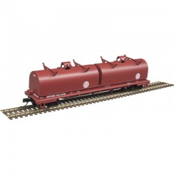 N 48 cushion coil car BNSF - swoosh 534121_64477