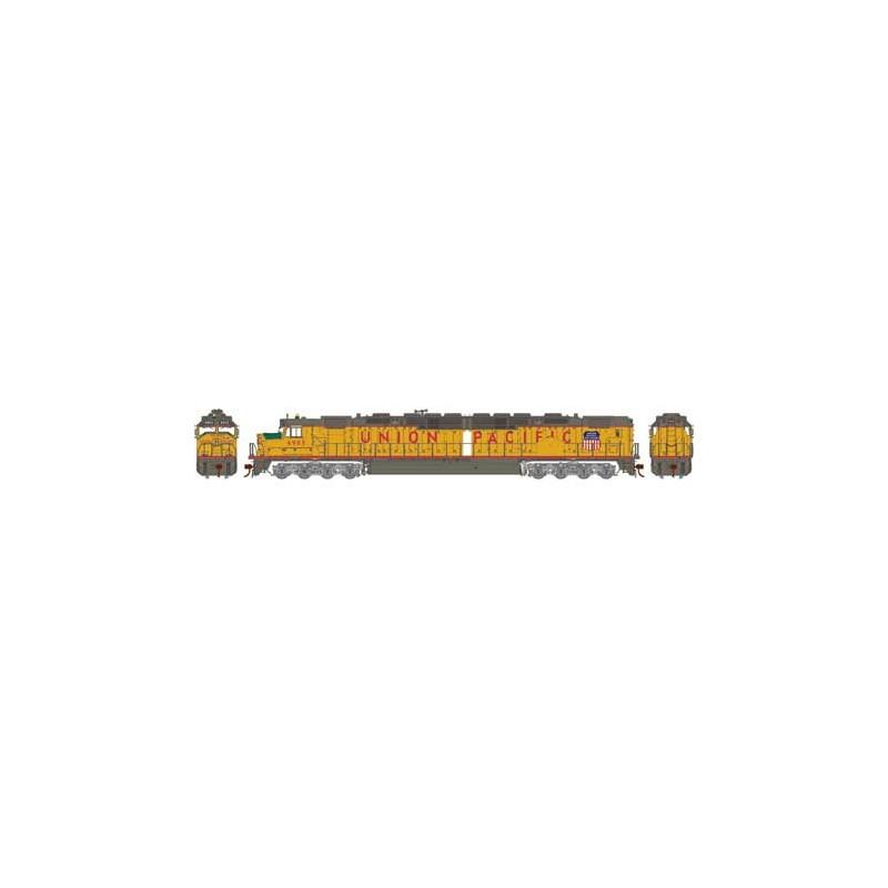 HO DDA40X Union Pacific 6905 DCC-Sound_64622