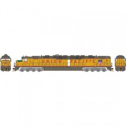 HO DDA40X Union Pacific 6907 DCC-Sound_64625