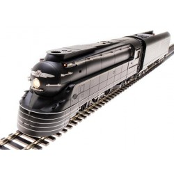 HO Streamliner K4s 4-6-2  PRR 3768  1936 Version_64823