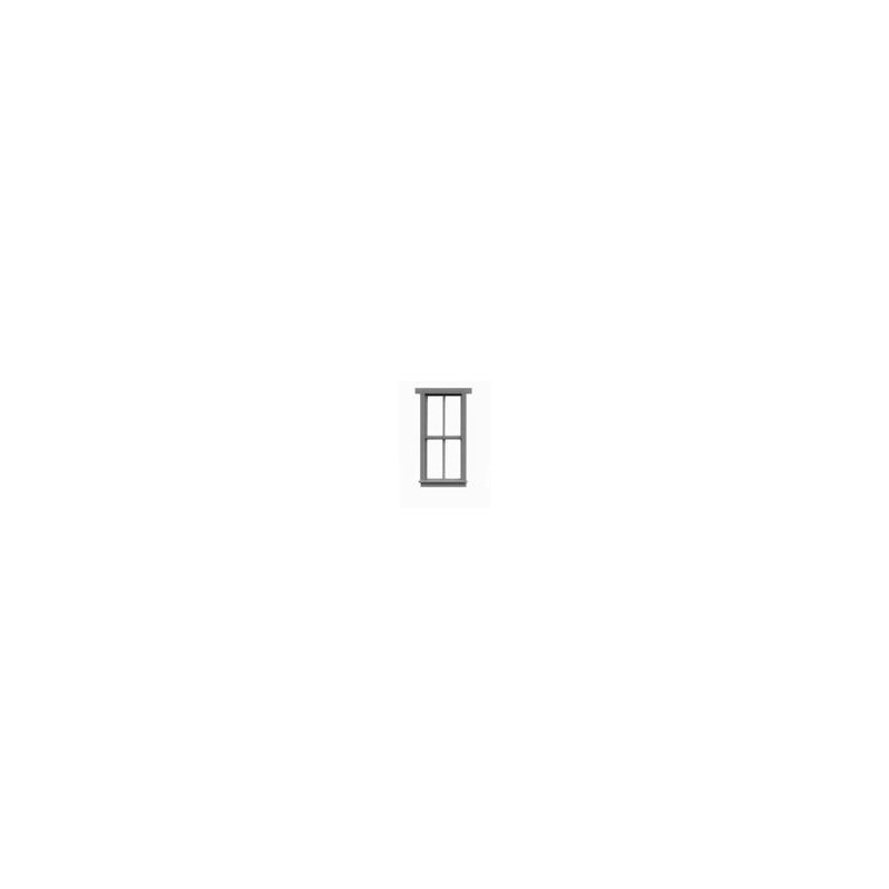 HO 2/2 Double Hung Window 10 mm x 20mm_64880