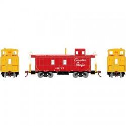 HO Cupola Caboose CP Rail 438707_65002