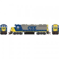 HO GP39-2 CSX 4301 DC_65082